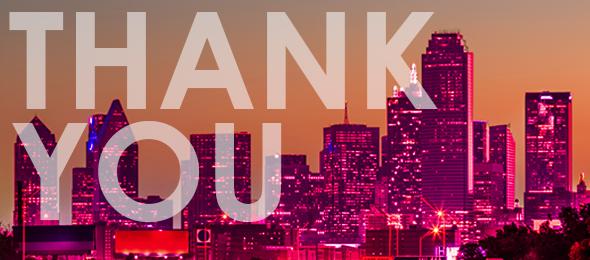 Thank You DFW