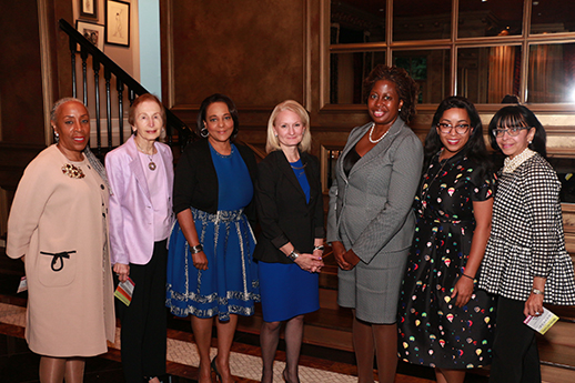 POWER Chicago 2016 Global Status of Women on Corporate Boards and in C-suites Executive Dinner Panel